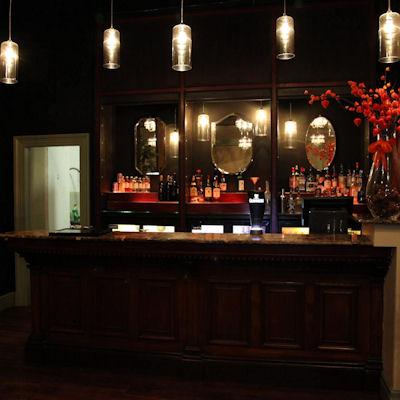 Old Trafford Bars - 1887 Lounge Trafford Hall Hotel