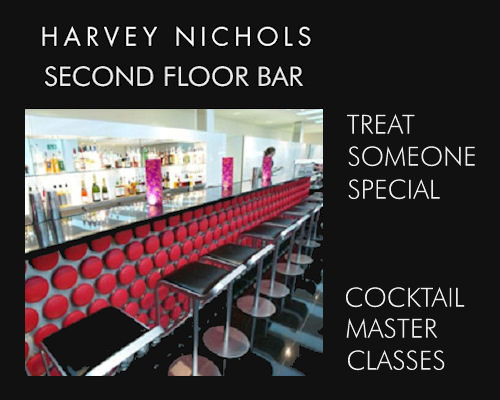 Second Floor Bar at Harvey Nichols Manchester