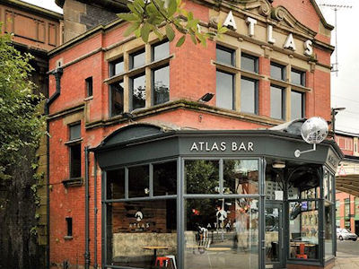 Atlas Bar  Manchester