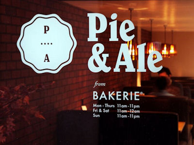 Bakerie Pie & Ale