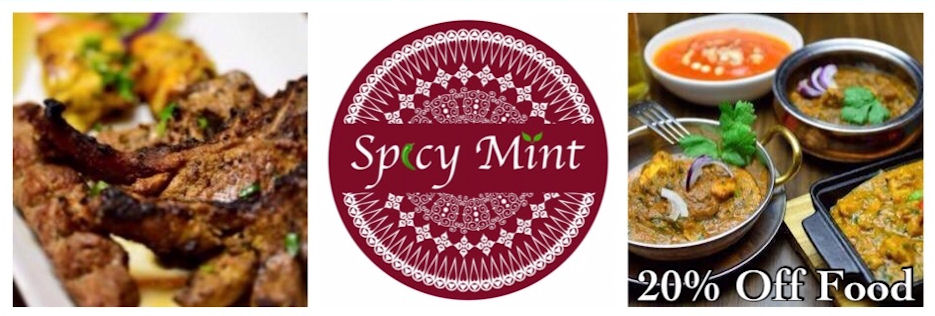 Spicy Mint - Manchester