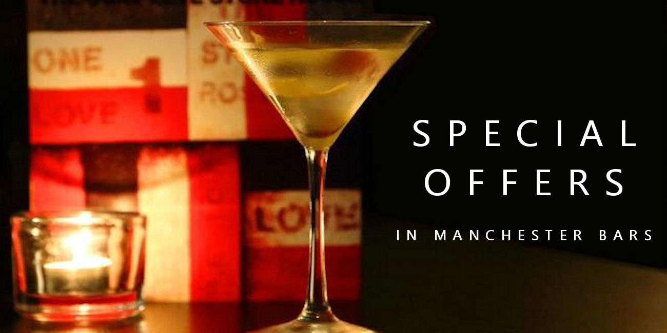 Special Offers in Manchester Bars