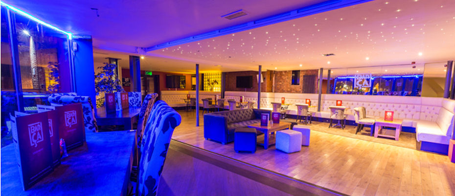 Hilton Garden Inn Manchester Emirates Old Trafford Dining