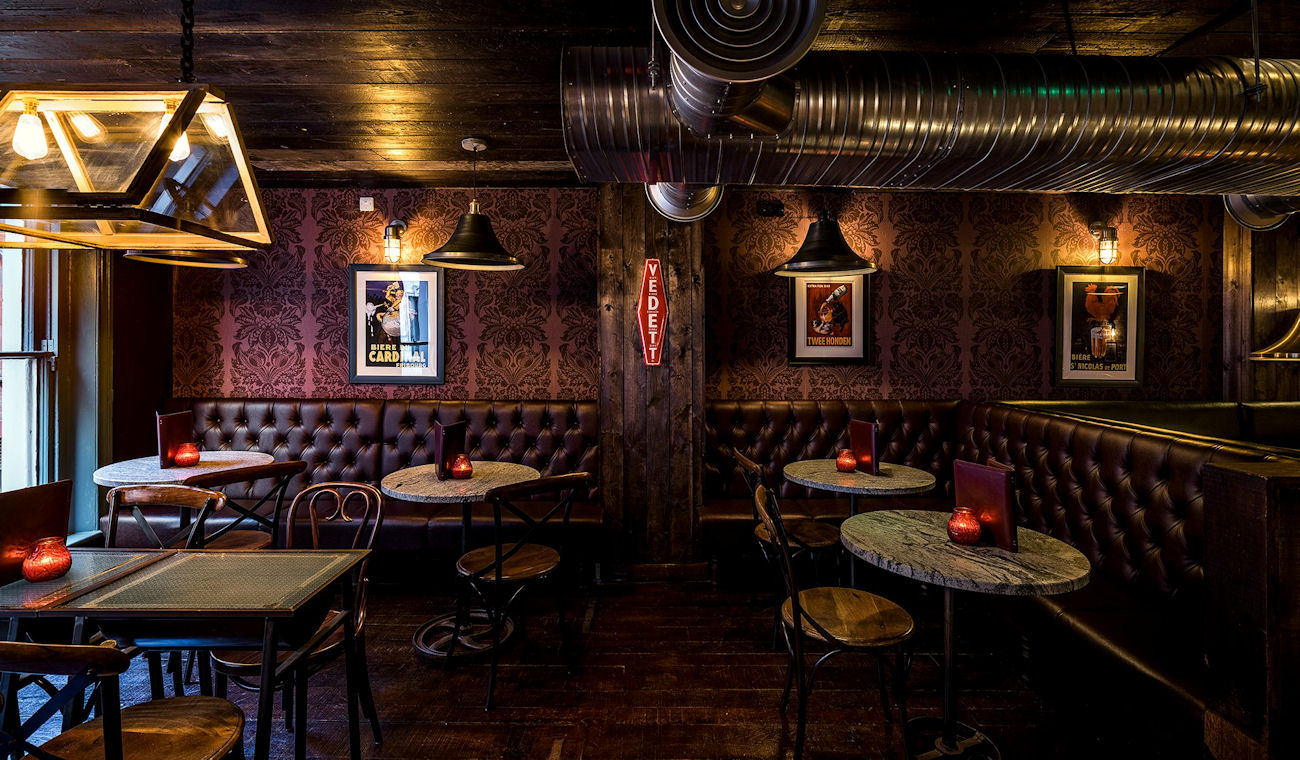 New Manchester Bars - Bock Biere Cafe Manchester
