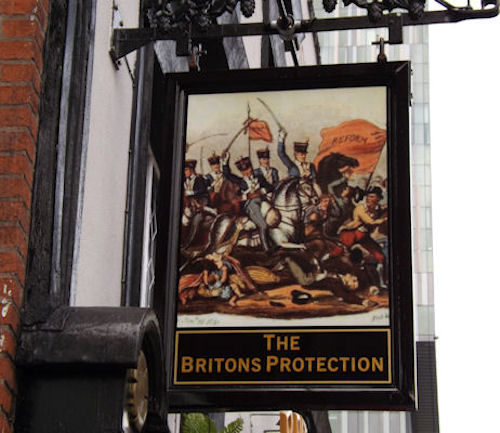 Britons Protection Manchester