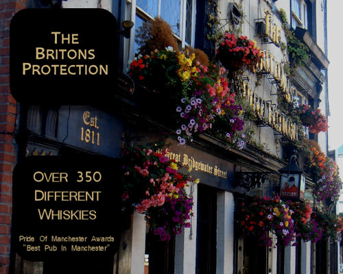 The Britons Protection Manchester
