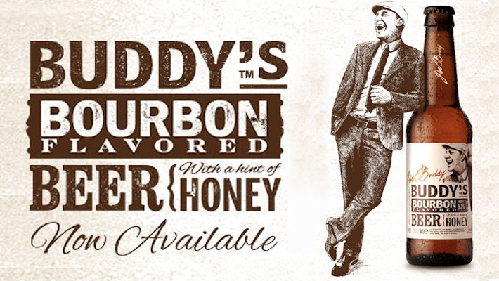 Buddys Bourbon Beer