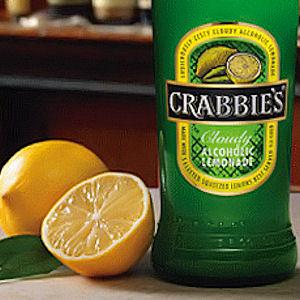 Crabbie's Alcoholic Lemonade