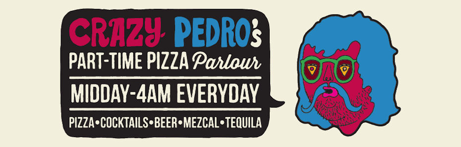 Crazy Pedro's Part - Time Pizza Parlour