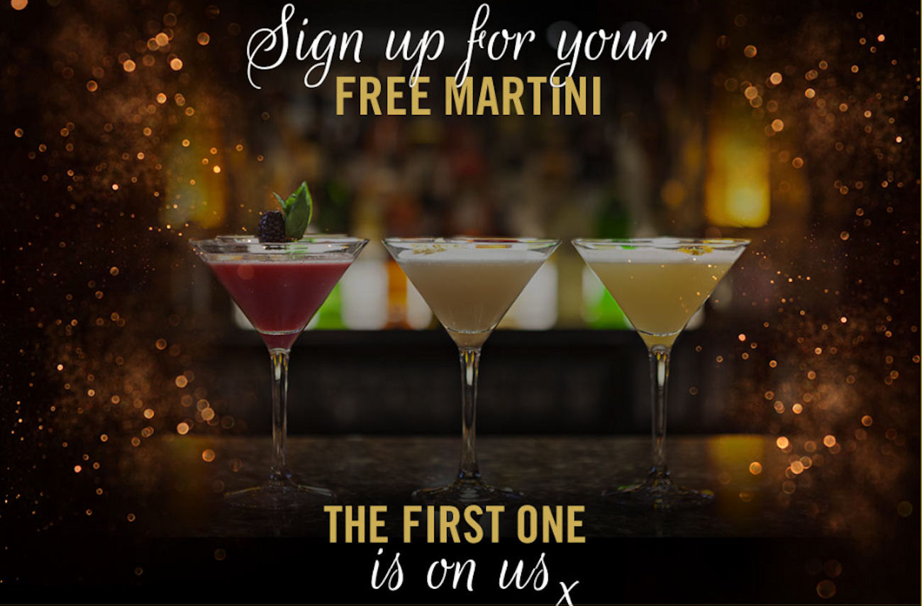 Dirty Martini Manchester