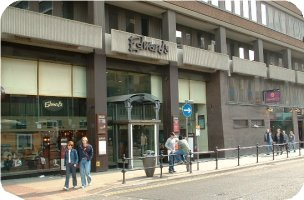 Manchester Bars - Edwards