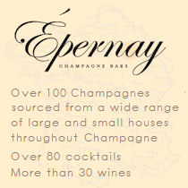 Epernay Champagne Bar Manchester