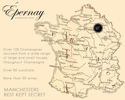 champagne epernay: