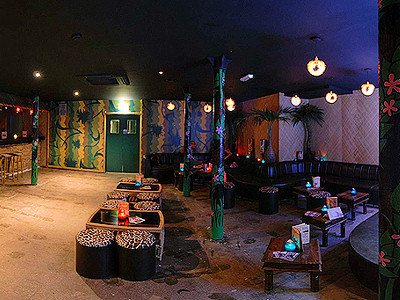 Hula Tiki Lounge Northern Quarter Manchester