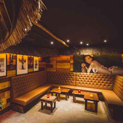 Northern Quarter Bars - Hula Tiki Lounge