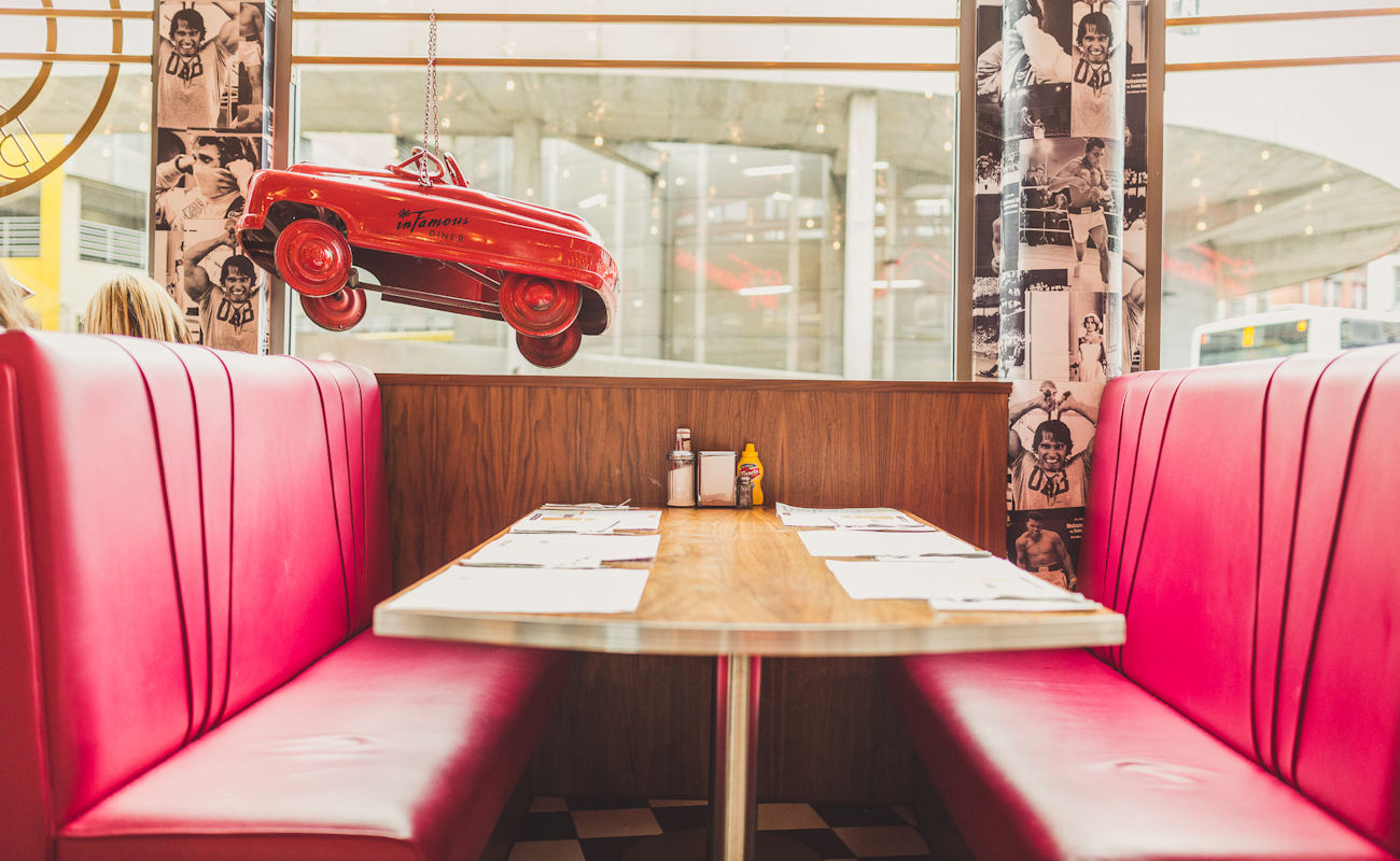 Infamous Diner Manchester
