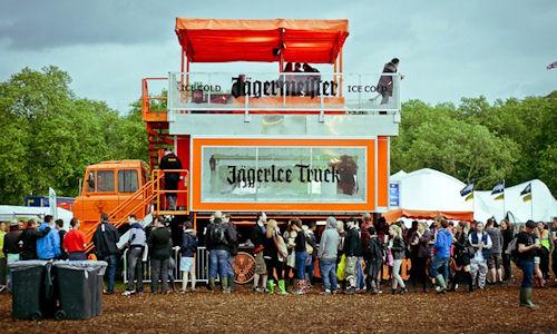 Jaeger Ice Truck