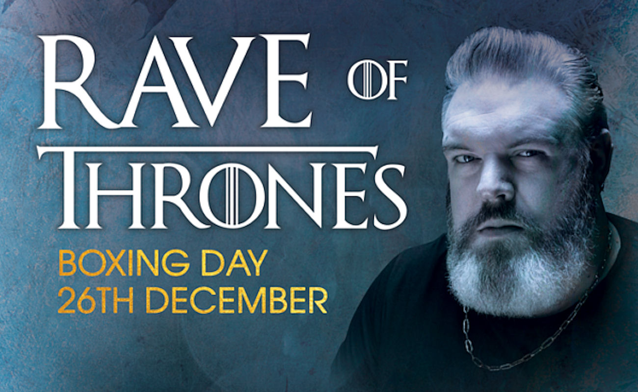 Rave Of Thrones at Lazy Lizard