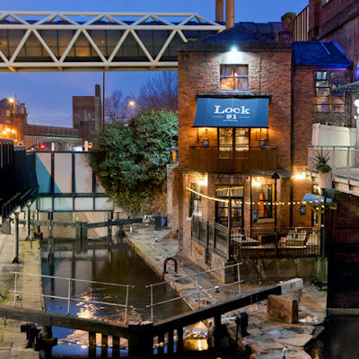 Manchester Opera House Bars ~ Lock 91