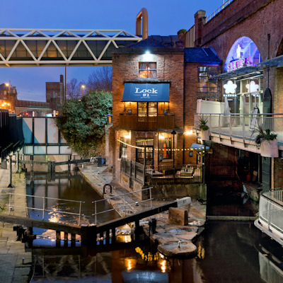 Lock 91 Deansgate Locks