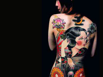 sakura tattoo. Sakura Tattoo Picture 1