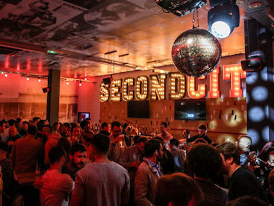 Second City Bar