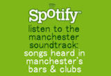 Listen to the Manchester playlist