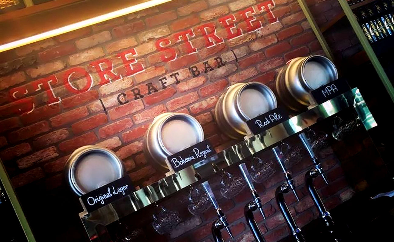 Store Street Craft Bar Manchester