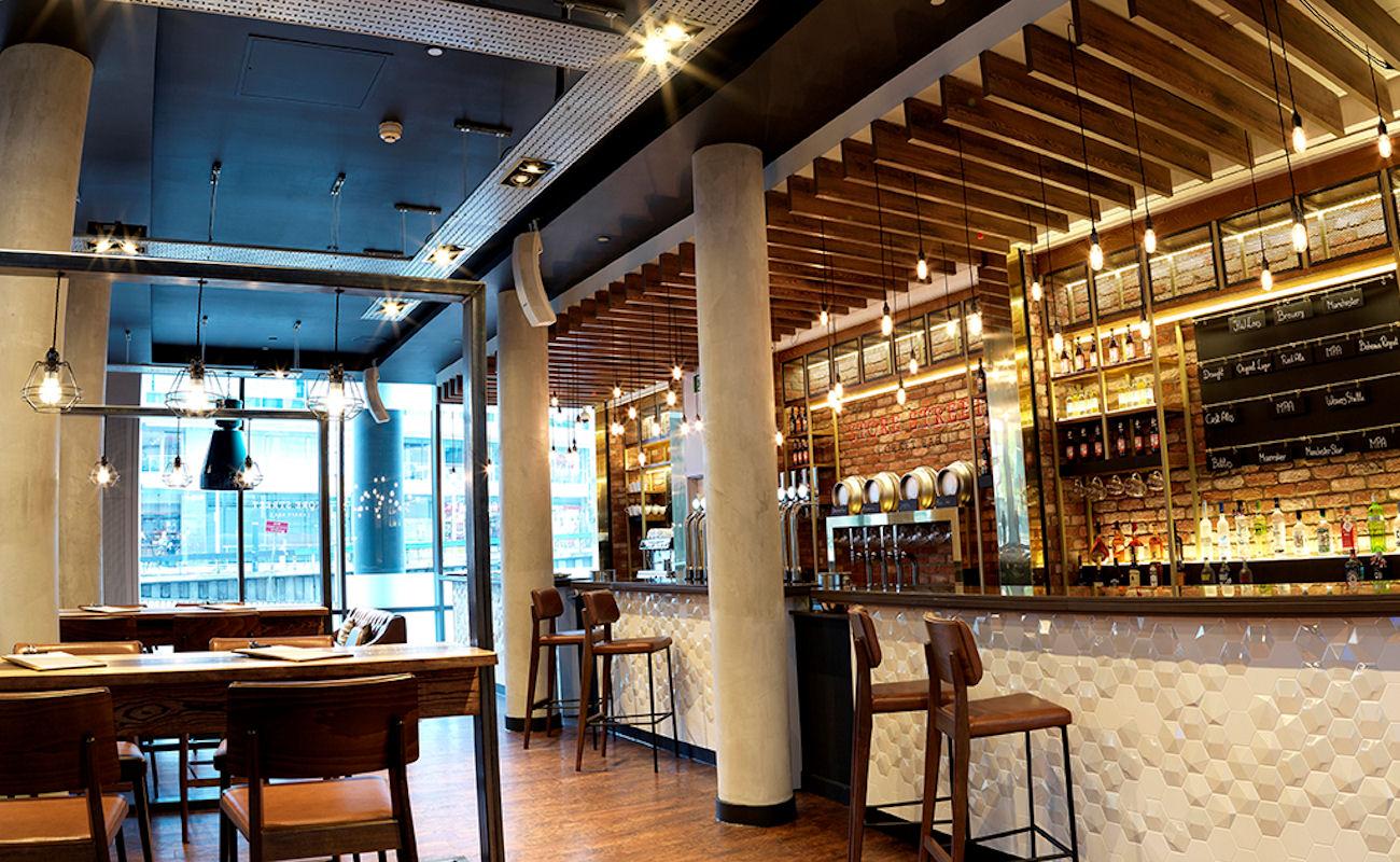 Store Street Bar Manchester
