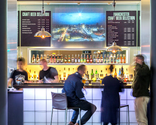 Manchester Palace Theatre Bar Offers - Urban Bar