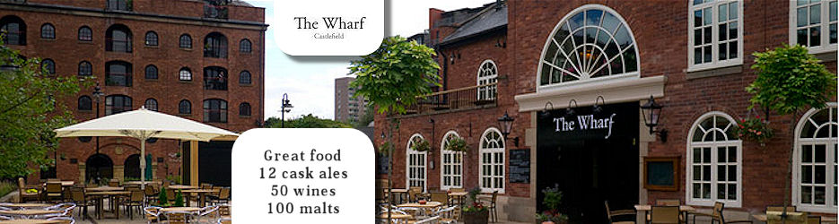 The Wharf Castlefield Manchester