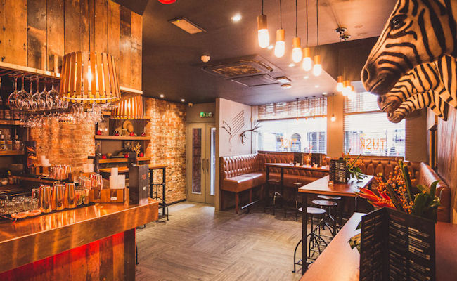 Northern Quarter Manchester Bars   Tusk