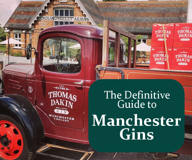 Manchester Gin Guide