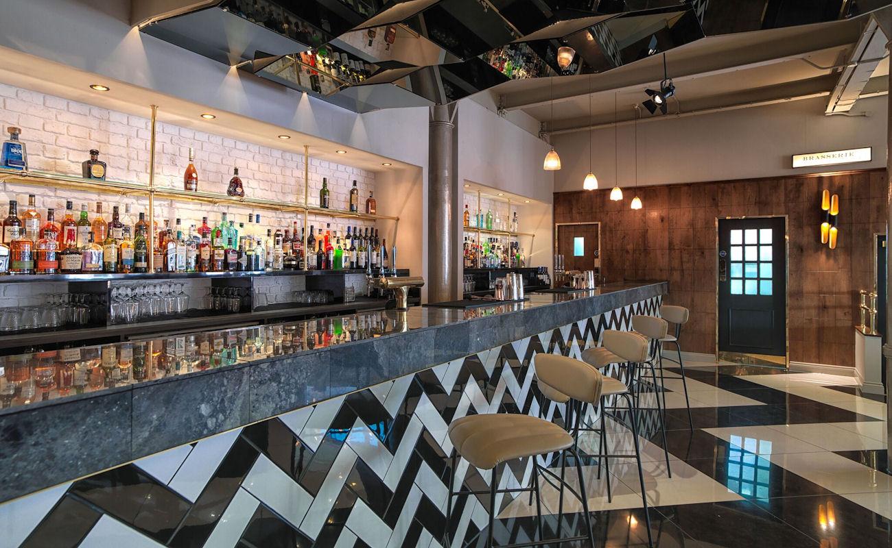 Brasserie Abode Bar Manchester