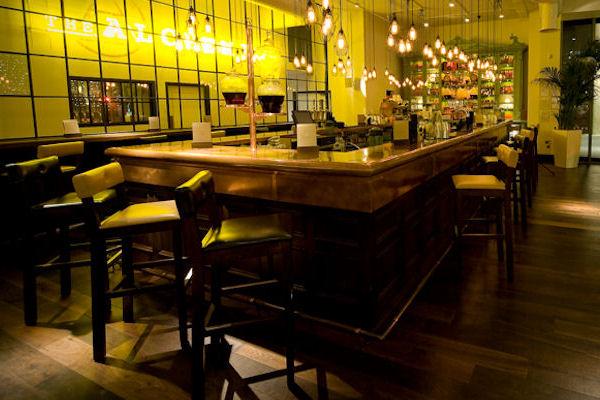 Bars near the Royal Exchange ~ Alchemist New York Street