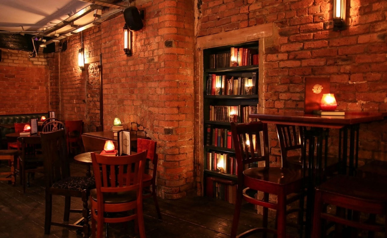 Arcane Bar Manchester
