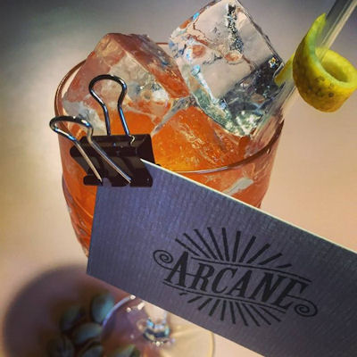 Best Bars In Manchester ~ Arcane Manchester