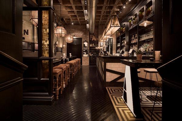 Manchester Royal Exchange Bars ~ Artisan Manchester