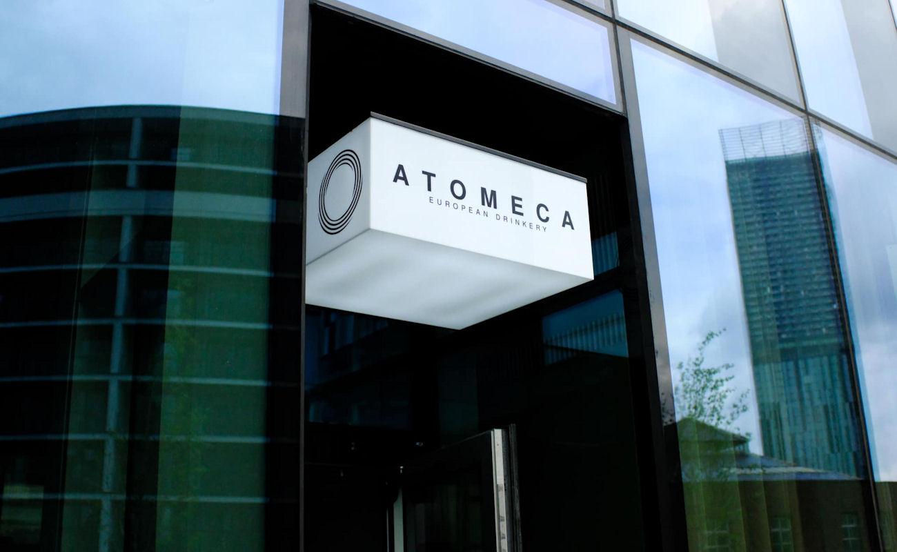 Manchester Bars - Atomeca Bar Manchester