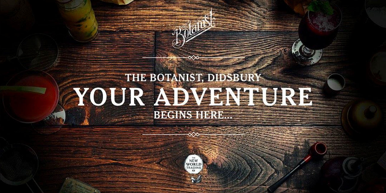 The Botanist Didsbury