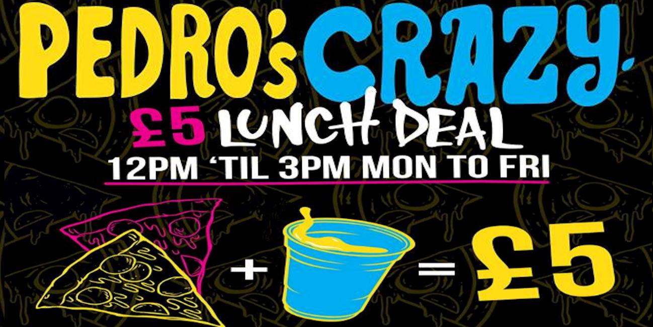 Crazy Pedro's NQ Manchester