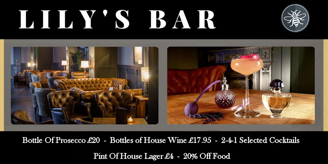 Lily's Bar Manchester
