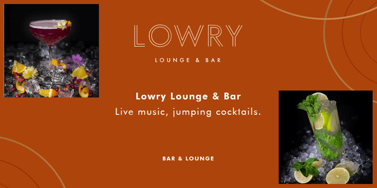 Lowry Lounge & Bar Manchester
