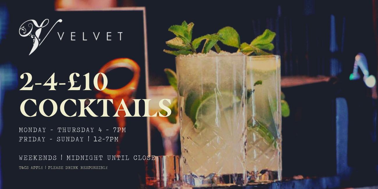 Velvet Bar Manchester