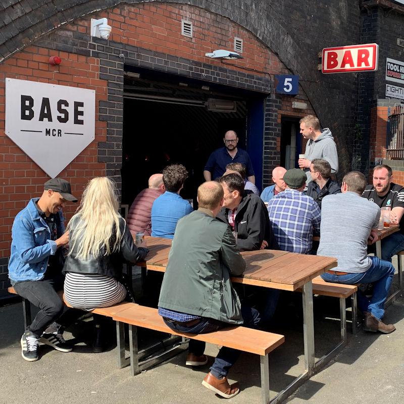 Base Bar Manchester