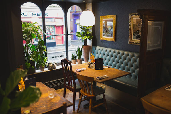 Best dog friendly restaurants in Northern Quarter - The Bay Horse Tavern