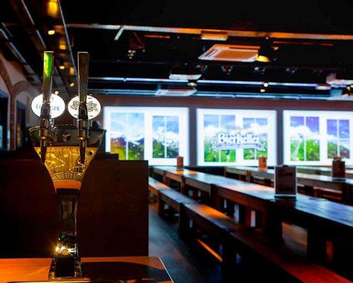 Manchester Royal Exchange Bars - Bierkeller Manchester