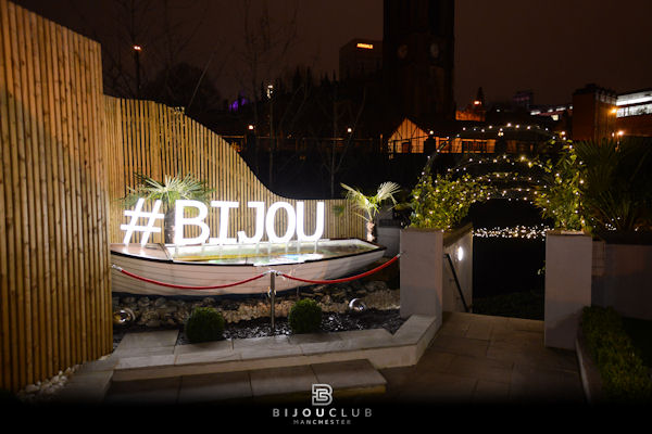 Manchester Bars New Year's Eve ~ Bijou
