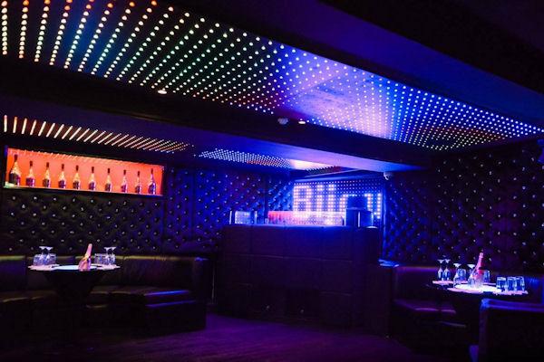 Hotels Near Faces Nightclub