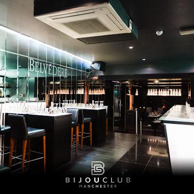 Deansgate Manchester Clubs ~ Bijou Manchester